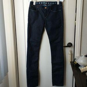 Earnest Sewn Harlan Dark Wash Jeans  27